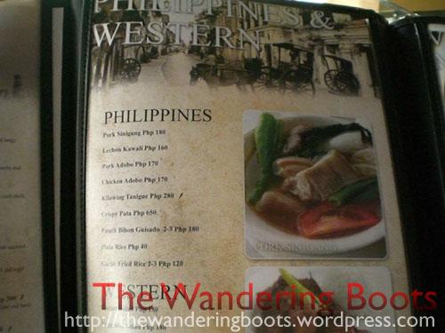 The Wandering Boots_Makan Makan 38